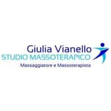 Giulia Vianello - STUDIO MASSOTERAPICO logo