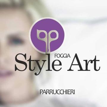 style art logo