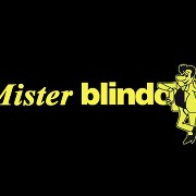 Misterblindo logo
