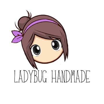 Ladybug Handmade logo