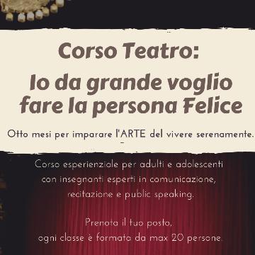 Corsi Teatro logo
