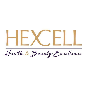 Hexcell - Health & Beauty Hexcellence logo