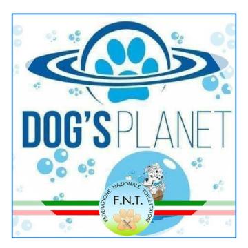 DOG'S Planet Lavaggio cani self-service & toelettatura logo