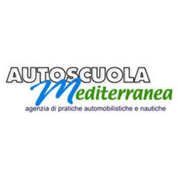 Autoscuola Mediterranea logo