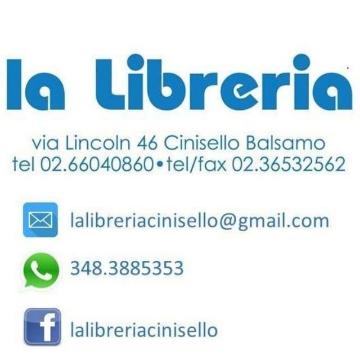 La Libreria Cinisello logo