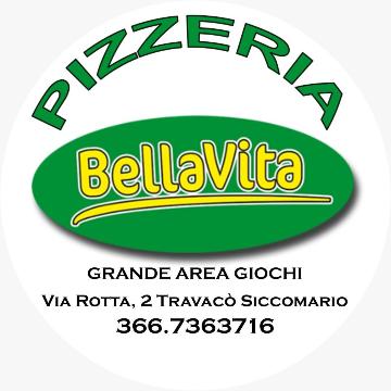 Bellavita Pizzeria Bar Tavola Calda logo