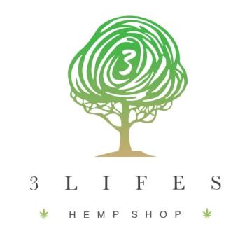 3LIFES Hemp Shop logo