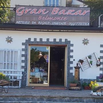 Gran Bazar Gambarie logo