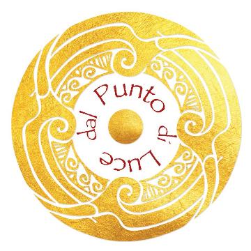 DAL PUNTO DI LUCE  Centro discipline bio naturali logo
