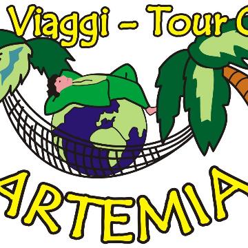Artemia Viaggi logo