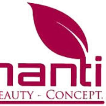 SHANTI NEW BEAUTY CONCEPT logo