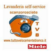 Lavanderia self service TVB logo