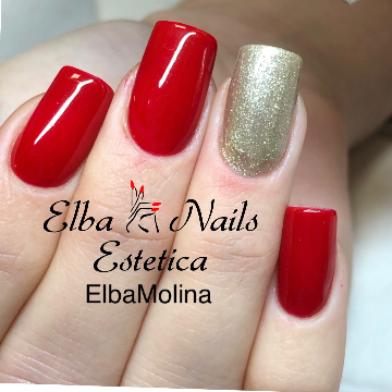 Elba Nails & Estetica logo