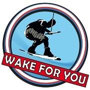 wake for you logo
