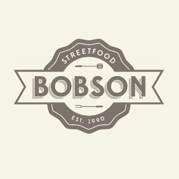 Bobson Street Food logo