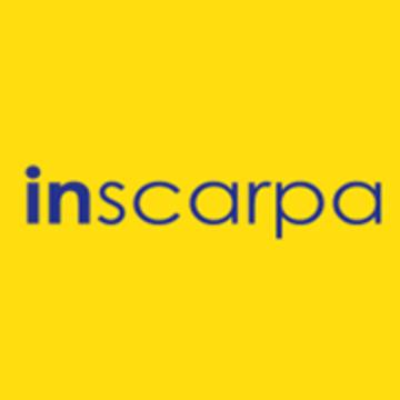 In Scarpa logo