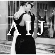 Colazione da Tiffany con AIJ logo