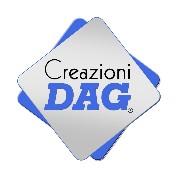 CREAZIONI DAG Gadgets e Soluzioni per Promuoversi logo