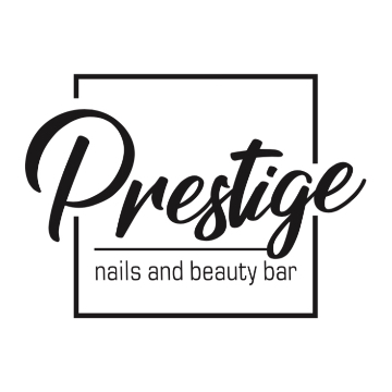 Prestige Nail & beauty Bar logo