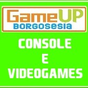 Game Up Borgosesia logo
