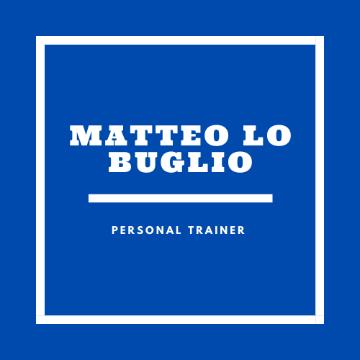 Matteo Lo Buglio Personal trainer logo
