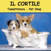 IL CORTILE - TOELETTATURA E PET SHOP logo