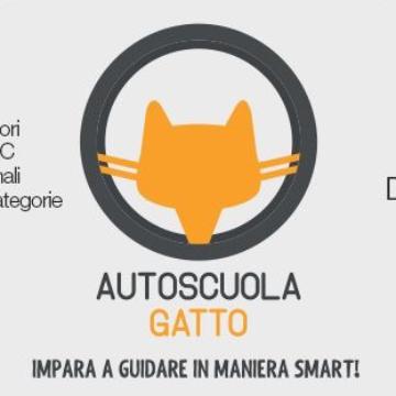 Autoscuola Gatto logo