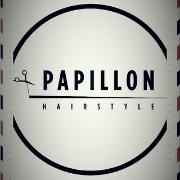 Papillon Hairstylist logo