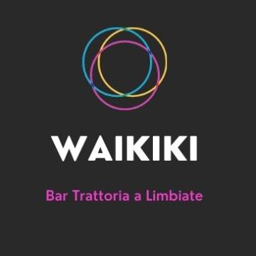 WAIKIKI Bar Trattoria logo