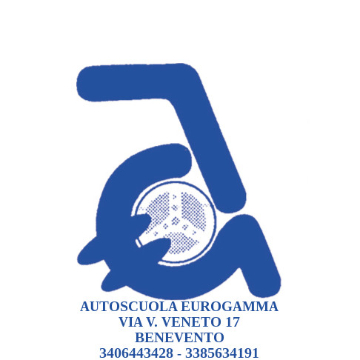 Autoscuola Eurogamma logo