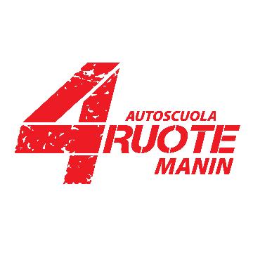 Autoscuola 4 Ruote Manin logo