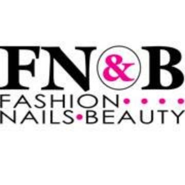 fashion nails beauty logo