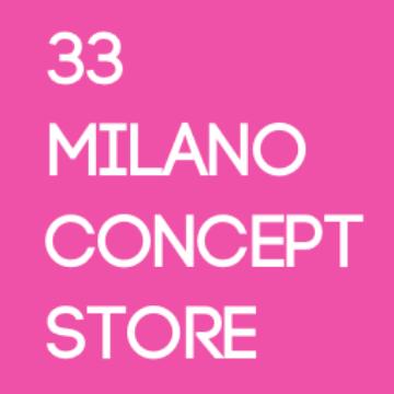 33 Milano Concept Store logo