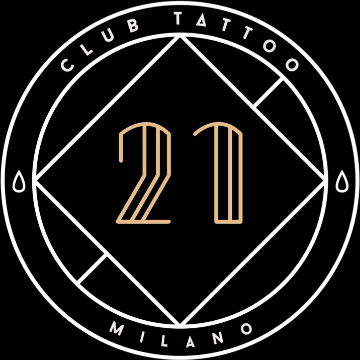 21 Club Tattoo Milano logo