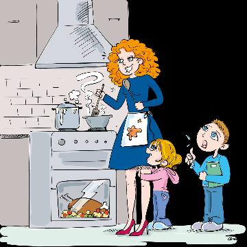 La piccola cucina di Francy logo