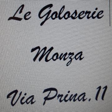 CAFFETTERIA LE GOLOSERIE logo
