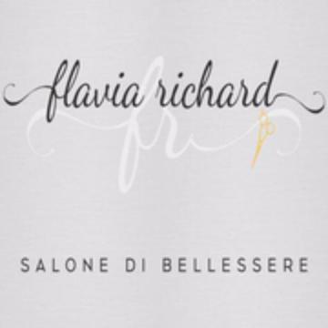 Flavia Richard Salone di Bellessere logo