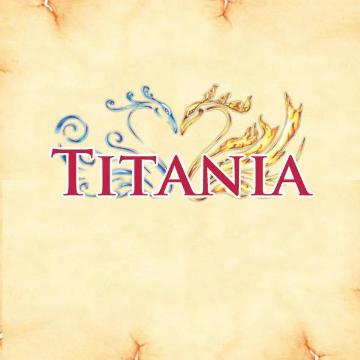 Titania Hand Made logo