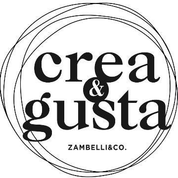 Crea & Gusta logo
