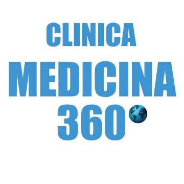 Clinica medicina 360 logo