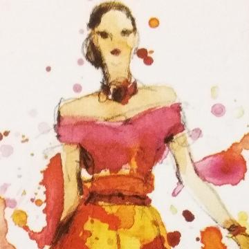 Il bello della moda di lisi Carmela logo