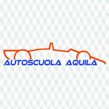 Autoscuola Aquila logo