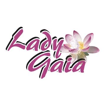 Lady Gaia Beauty & Wellness logo