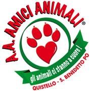 A.A. Amici Animali logo