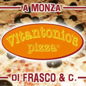Vitantonio's pizza logo