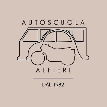 AUTOSCUOLA ALFIERI logo