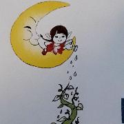 Erboristeria gocce di luna di gavinelli federica logo