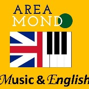 Area Mondo Music & English logo