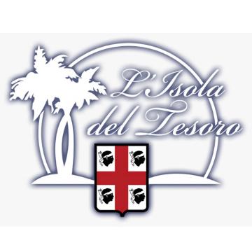 l'isola del tesoro logo