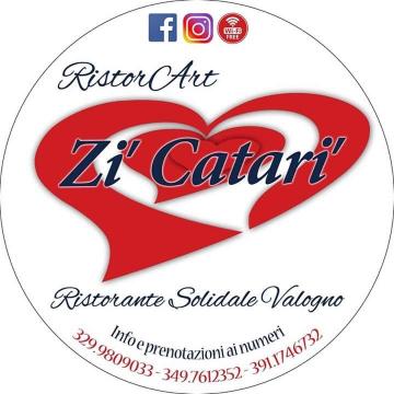 RistorArt Zi' Catari' logo